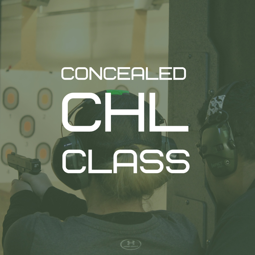 Tritac Shooting Range Classes