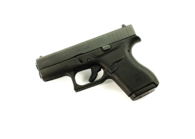 Glock G42 - .380 Auto