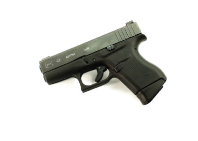 Glock G43 - 9MM