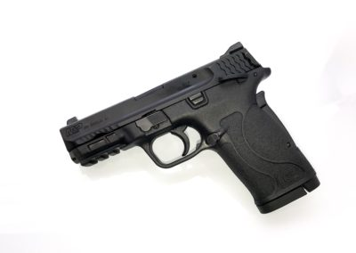 Smith and Wesson M&P EZ (380acp)