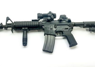 Suppressed MK 18